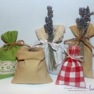 Saculeti lavanda - lavender sachets